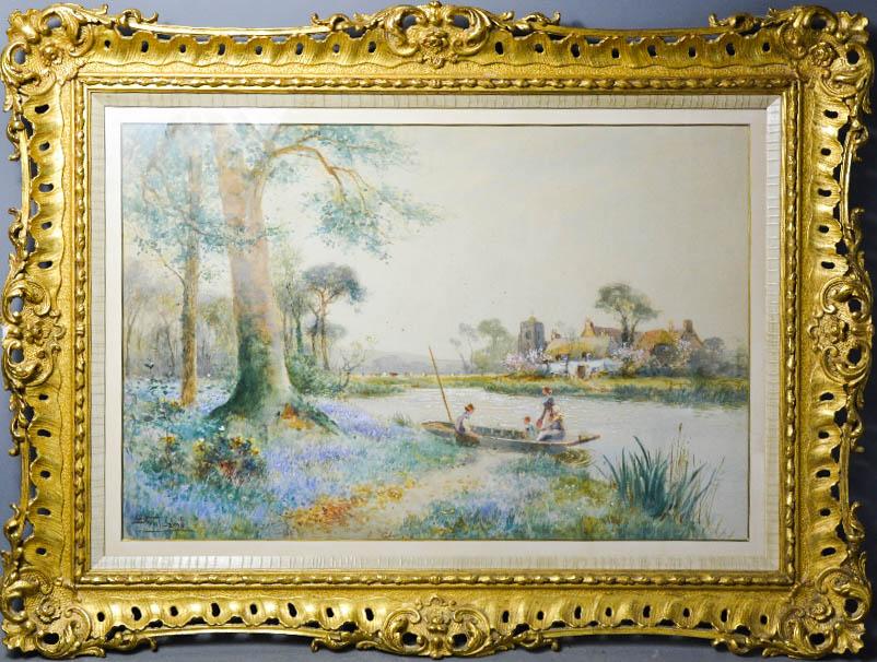 The Joy of Watercolours