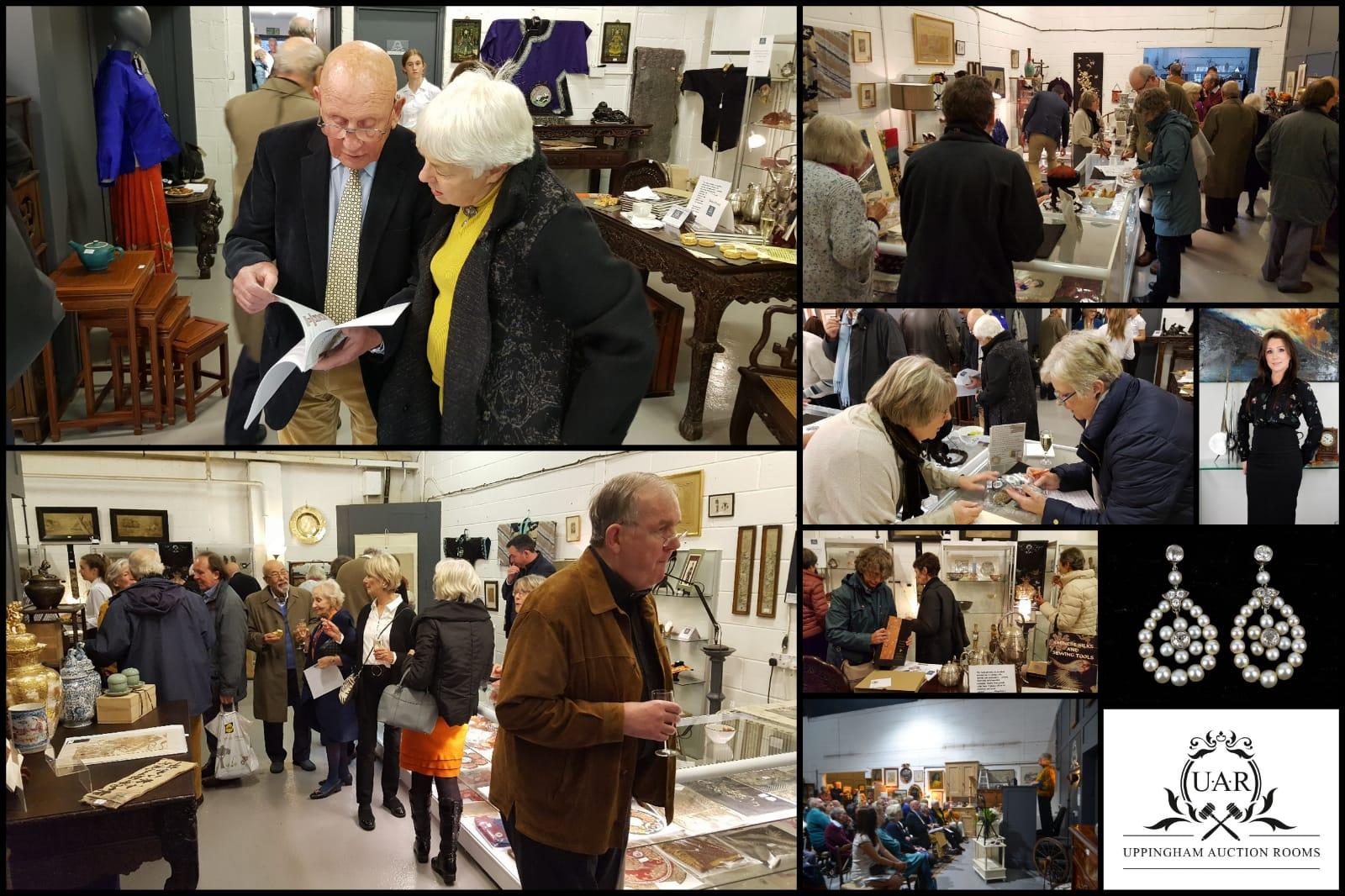 Auctioneer Jessica Opens Second Saleroom in Uppingham!